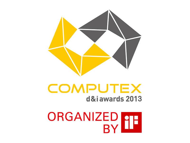 2013年Computex D&I(創新設計獎)