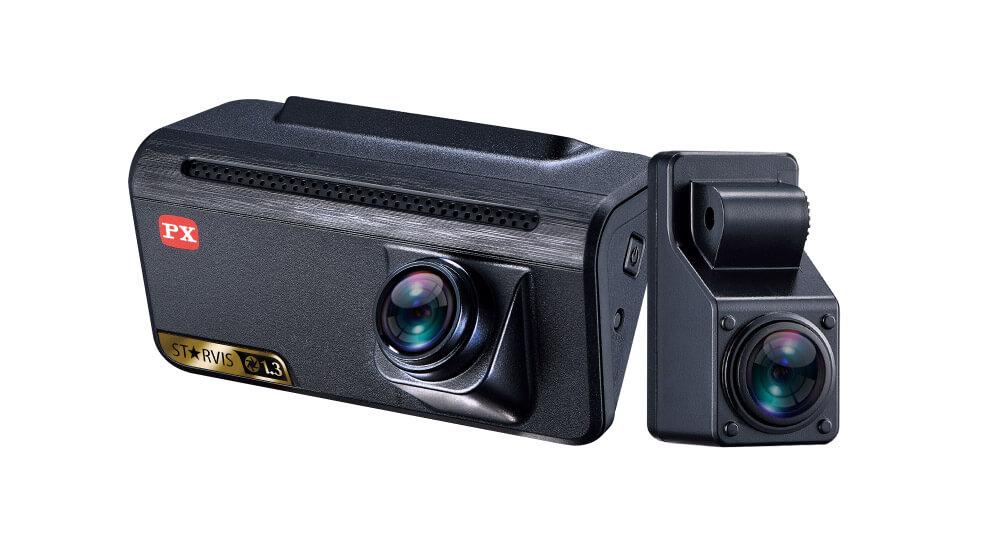 夜視超畫王 雙鏡頭超級星光夜視行車記錄器